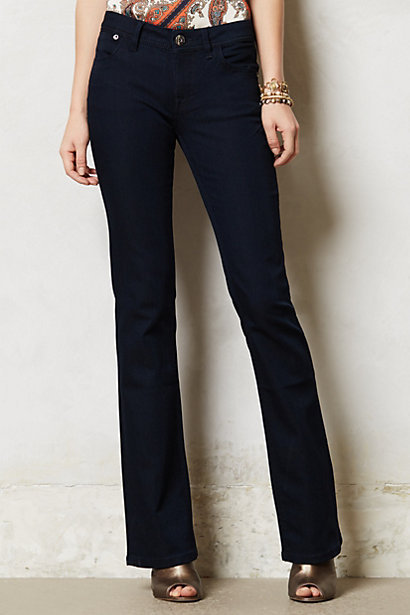DL1961 Jennifer High-Rise Bootcut Jeans