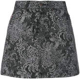 Marc Jacobs lace print skirt