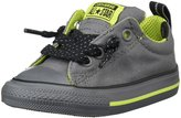 Converse Chuck Taylor All Star SLIP (Inf/Tod) - Mason/Bold Lime/Thunder - 4 Infant