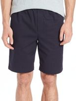 Vince Mateo Cotton Twill Pull-On Shorts