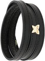 fe-fe triple wrap bracelet