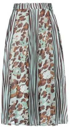 Motel 3/4 length skirt
