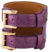 Louis Vuitton Vernis Wide Cuff Bracelet