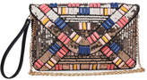 Urban Expressions Jazz Embellished Clutch