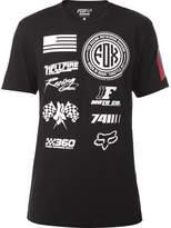 Fox Racing Men's No Loss Tech Graphic T-Shirt-XL