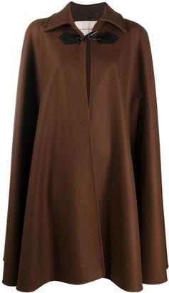 MACKINTOSH Kinbrace hooded cape