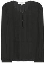Vanessa Bruno Pleated blouse