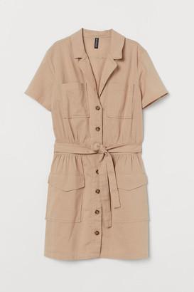 H&M Utility dress