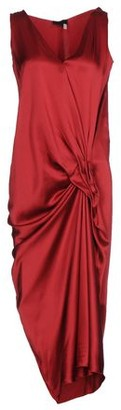 Lanvin 3/4 length dress