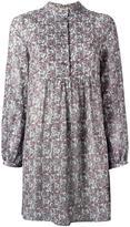 Saint Laurent paisley print dress