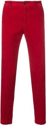 DEPARTMENT 5 corduroy skinny trousers