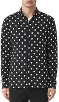 AllSaints Rolla Slim Fit Button-Down Shirt
