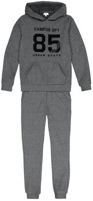 La Redoute Collections Hooded Pyjamas, 10-18 Years