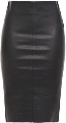 Drome Leather Pencil Skirt