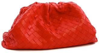 Bottega Veneta The Pouch Red