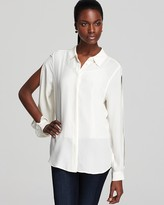 Equipment Blouse - with Sleeve Slits