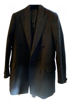 Officine Generale Black Wool Jackets