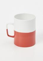 Essence red dip mug