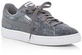 Puma Elemental Lace Up Platform Sneakers