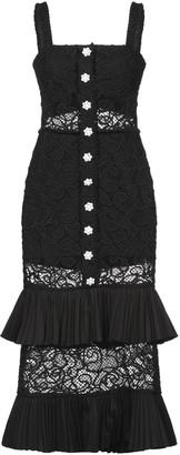 Alexis 3/4 length dresses