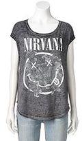 Rock & Republic Women's Nirvana Graphic Tee
