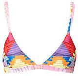 Mara Hoffman Radial Triangle Bikini Top