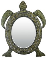 The Well Appointed House Tortoise Wall Mirror
