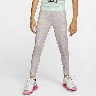 Nike Little Kids' Leggings Dri-FIT