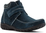 Propet Women's Leather Ankle Booties - Delaney