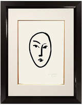 Munn Works Henri Matisse - Large Mask Art