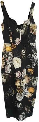 Asos \N Multicolour Cotton - elasthane Dresses