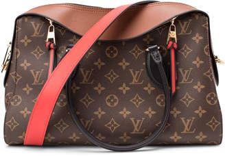 Louis Vuitton Top Handle Tuileries Monogram Brown/Red