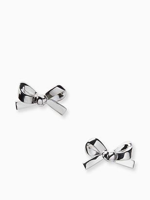 Kate Spade Skinny Mini Bow Studs