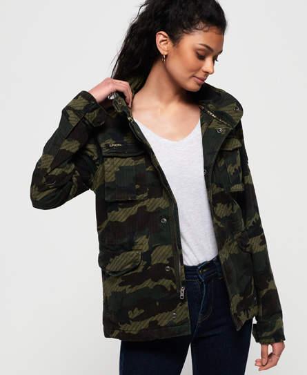 33554357633 Jade Rookie Pocket Jacket
