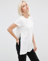 MinkPink Take Two Tunic With Cut Out Side Detail
