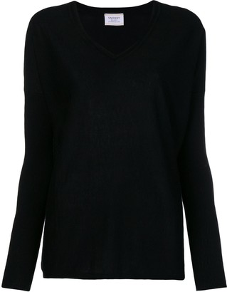 Snobby Sheep V-neck sweater