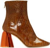 Ellery Tan Jezebels Ankle Boots