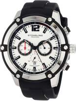 Stuhrling Original Men's 268.332D62 Sportsmans Victory Chronograph Date Watch with Tachymeter