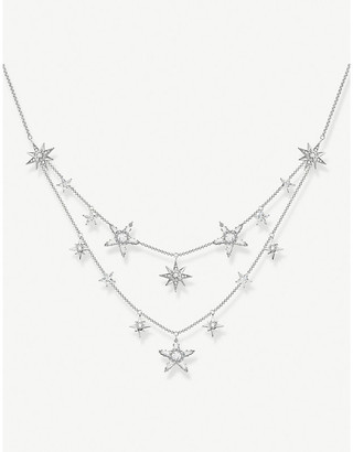 Thomas Sabo Magic Stars Constellation sterling silver necklace