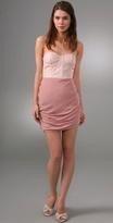 Roxanne Bustier Dress