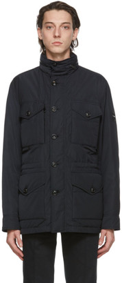 RLX Black Down Condover 4 Pocket Jacket