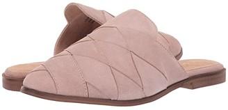 Seychelles Survival (Pink Suede) Women's Clog Shoes