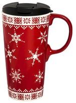 Evergreen Warmth of the Season Perfect Cup 17oz Ceramic