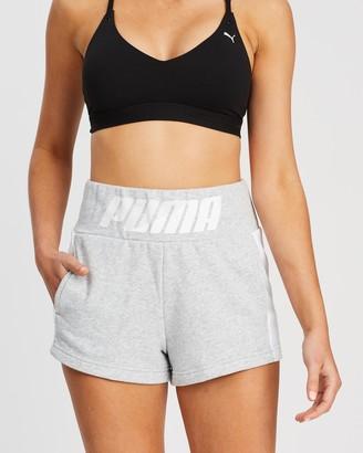 Puma Modern Sports Knit Shorts