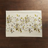 Crate & Barrel Averly Sage Placemat