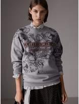 Burberry Sweat-shirt en jersey à