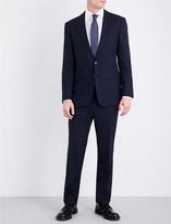 Ralph Lauren Purple Label Houndstooth regular-fit wool and cashmere suit