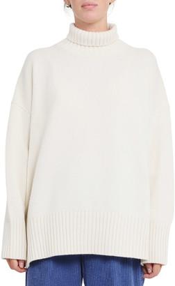 Massimo Alba Cream Cara Sweater
