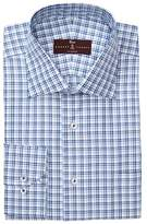 Robert Talbott Classic Fit Plaid Dress Shirt