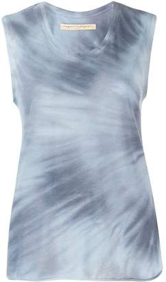 Raquel Allegra fitted muscle top